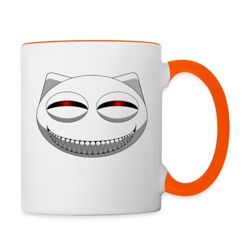 BAD CAT - Contrasting Mug