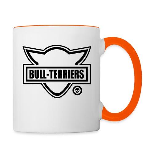 Bull Terrier Original Logo - Contrasting Mug