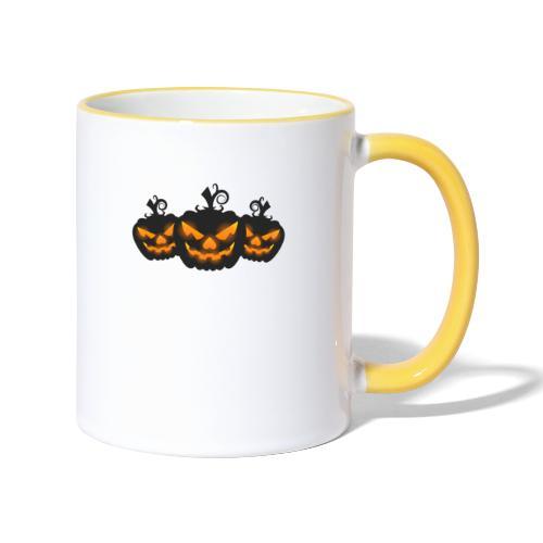Halloween - Contrasting Mug