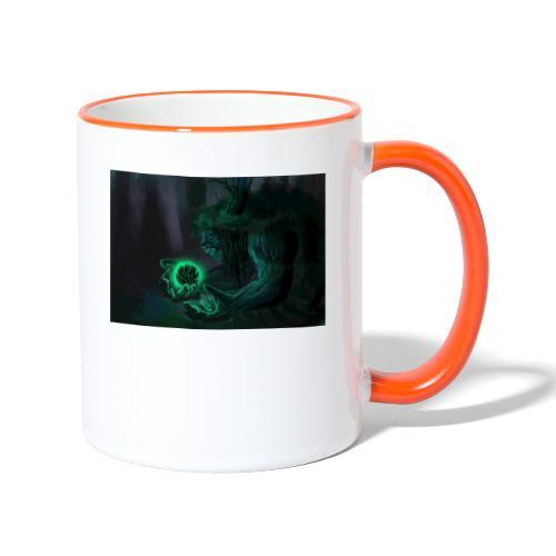 big tree - Mug contrasté