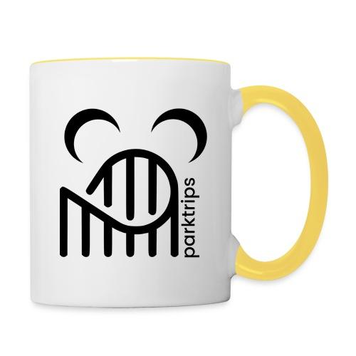 Lunips - Mug contrasté