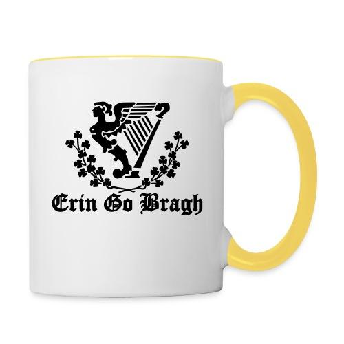 ERIN GO BRAGH - Contrasting Mug