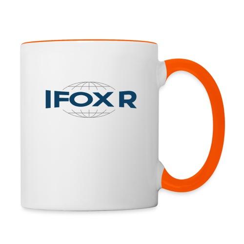 IFOX MUGG - Tvåfärgad mugg