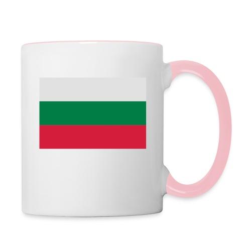 Bulgaria - Mok tweekleurig
