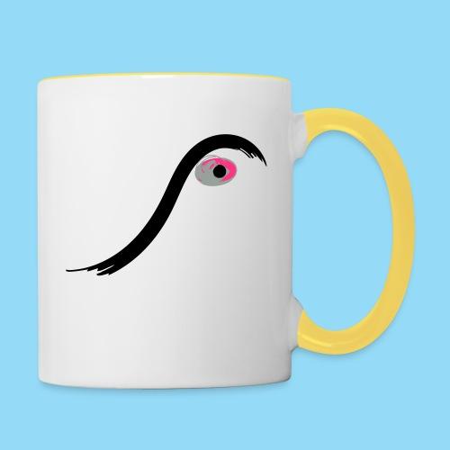 Eyed - Contrasting Mug