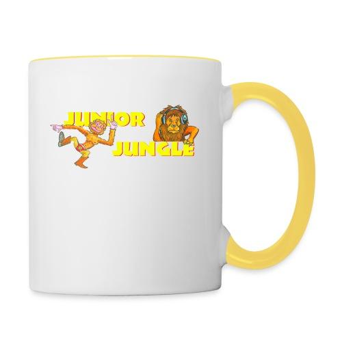 T-charax-logo - Contrasting Mug