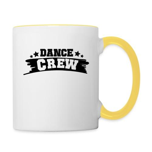 Tshit_Dance_Crew by Lattapon - Tofarvet krus