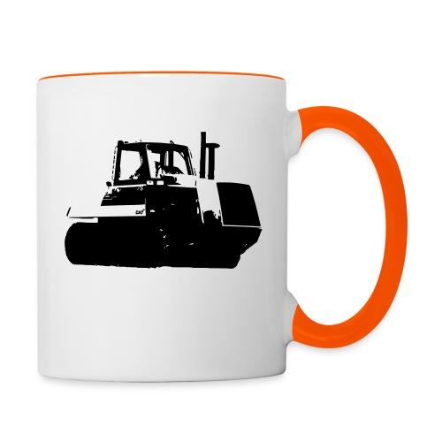 Cat65 - Contrasting Mug