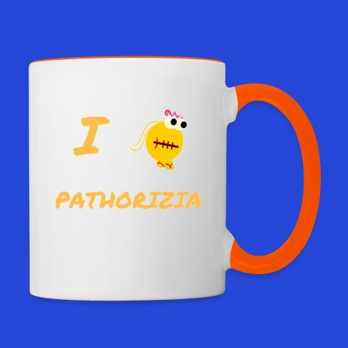 Love Pathorizia - Tazze bicolor