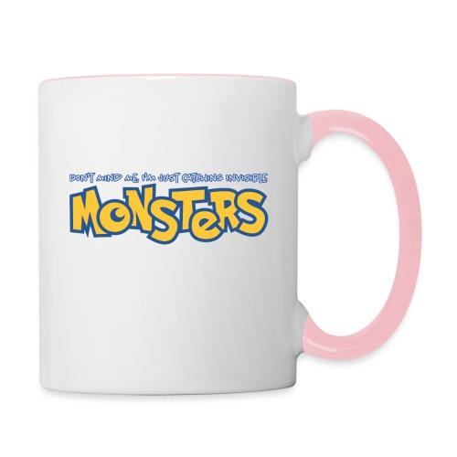 Monsters - Contrasting Mug