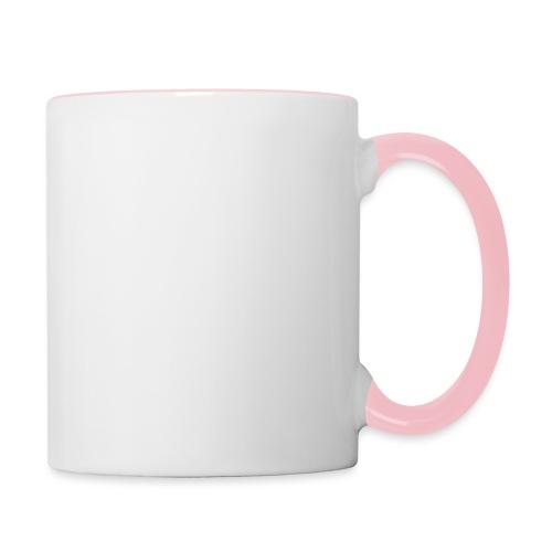 SkyHighLowFly - Bella Women's Sweater - White - Contrasting Mug