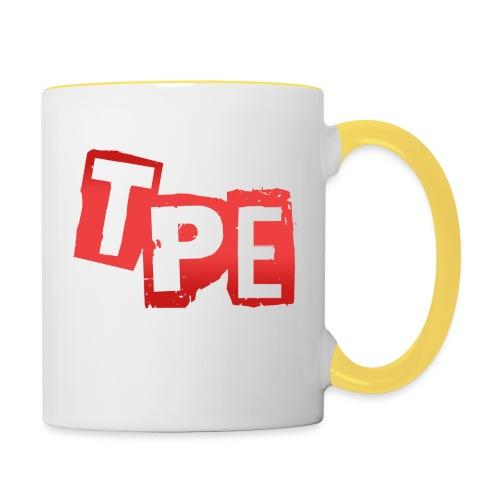 TPE Tröja - Tvåfärgad mugg