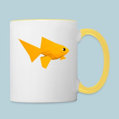 RATWORKS Fish-Smish - Contrasting Mug