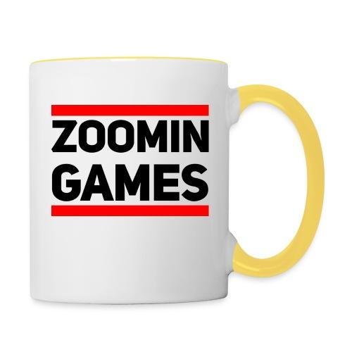 9815 2CRUN ZG - Contrasting Mug