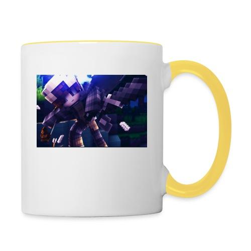 Avatar-Tasse - Tasse zweifarbig