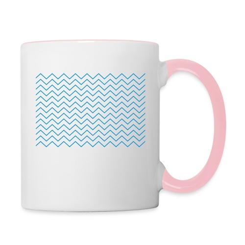 aaa - Contrasting Mug