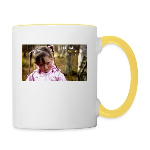 Lille Lise Picture - Contrasting Mug