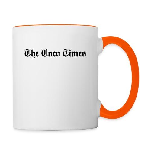 thecocotimes-blk - Mug contrasté