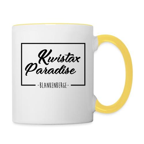 Cuistax Paradise - Mug contrasté