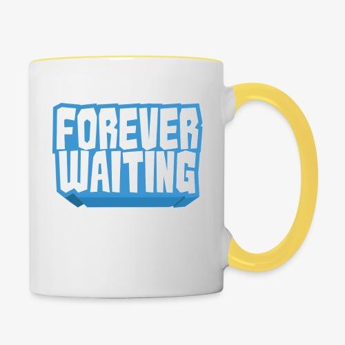 Forever Waiting - Contrasting Mug