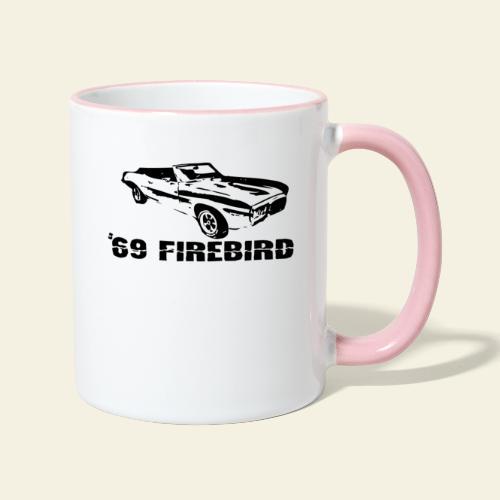 firebird small - Tofarvet krus