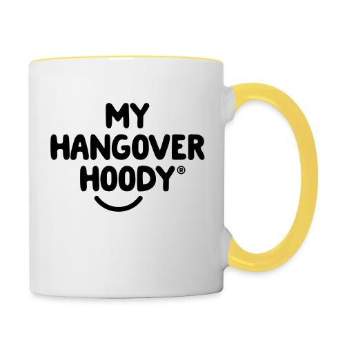 The Original My Hangover Hoody® - Contrasting Mug