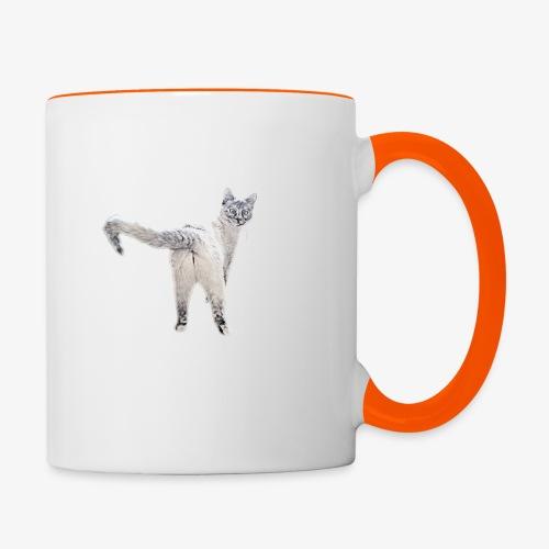 snow1 - Contrasting Mug