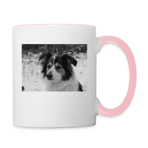 Skippy Winter - Tasse zweifarbig