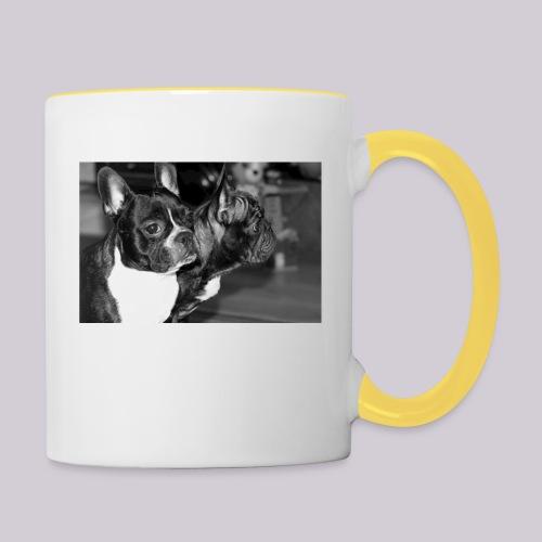 Frenchies - Contrasting Mug