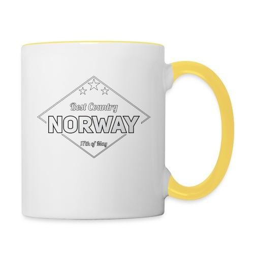 NORWAY - Contrasting Mug