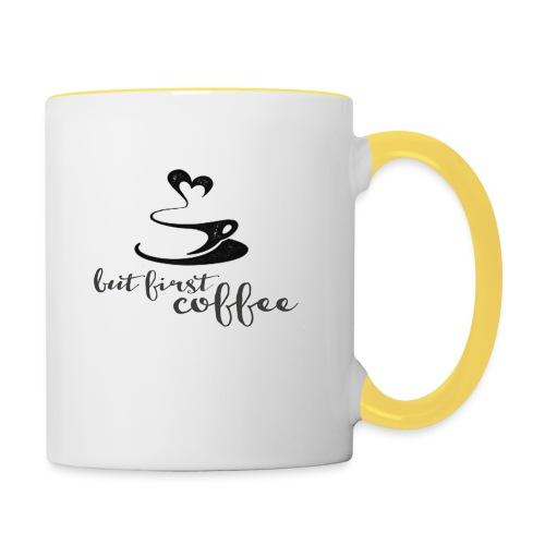 Vloggis - Coffee Mug - Tvåfärgad mugg