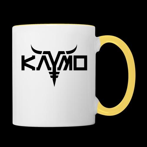 KayMo Logo - Tofarget kopp