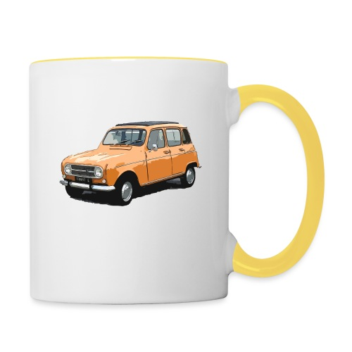My Fashion 4l - Mug contrasté