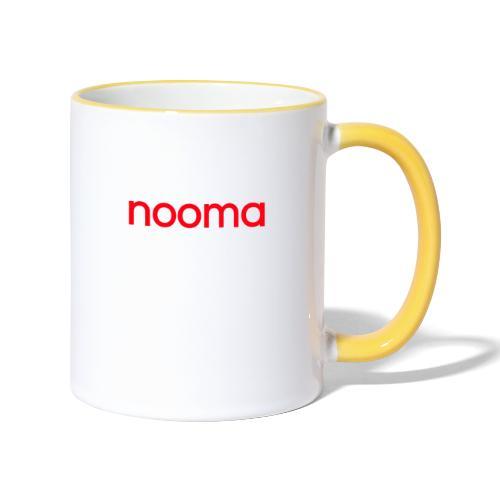 Nooma - Mok tweekleurig