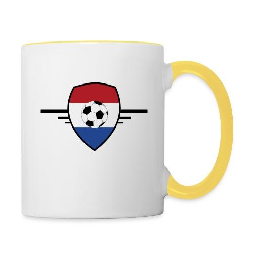 Holland Football - Mug contrasté