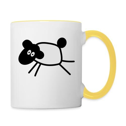 SHEEP - Mug contrasté