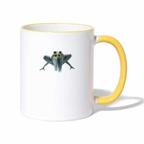 Im weird - Contrasting Mug