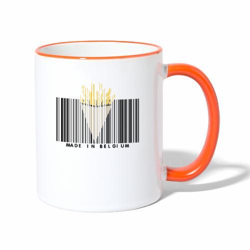 Made In Belgium - Contrasting Mug