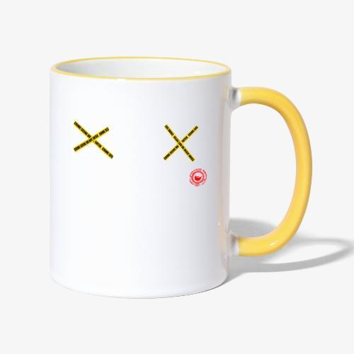 scene - Contrasting Mug