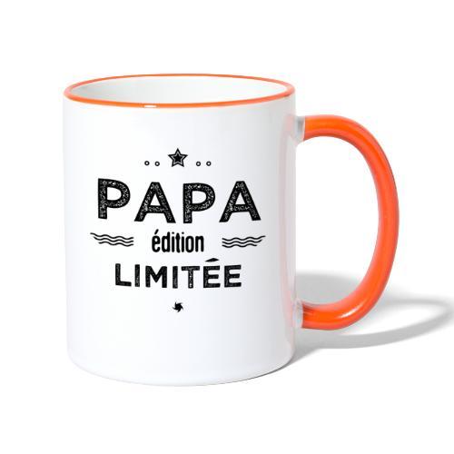 Papa edition limitee - Mug contrasté