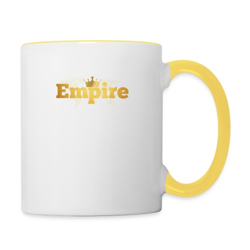 EMPIRE - Mug contrasté