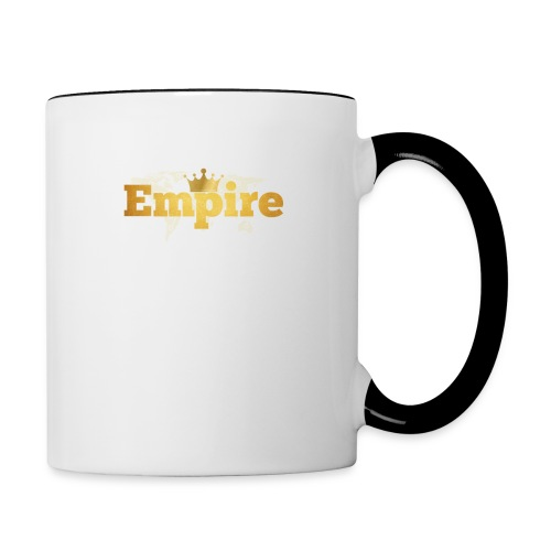 EMPIRE - Mug contrasté