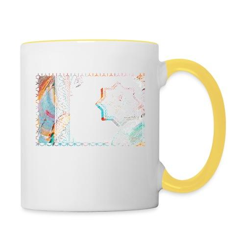 The Geometry Of The Shape - Contrasting Mug