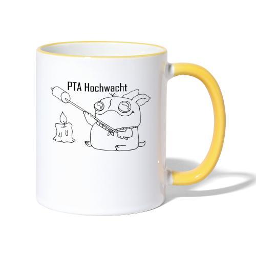 PTA Hochwacht - Tasse zweifarbig