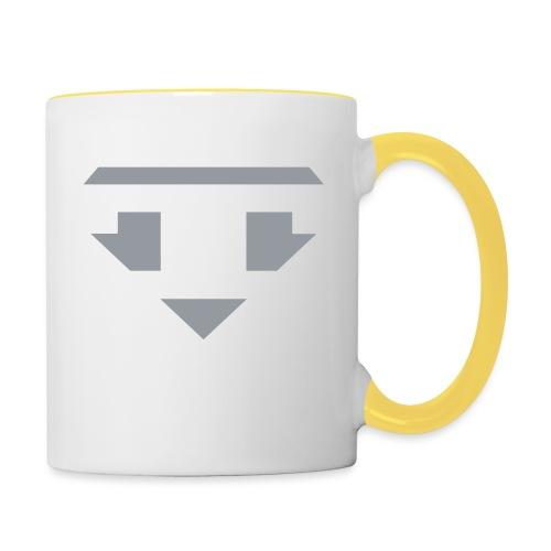 Twanneman logo Reverse - Mok tweekleurig
