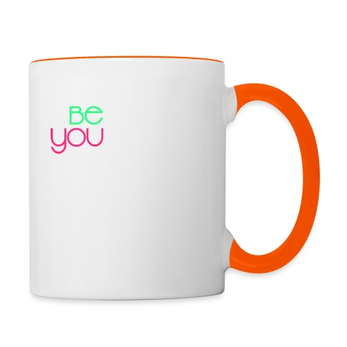 be you - Tazze bicolor