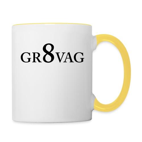 GR8VAG - Kaksivärinen muki