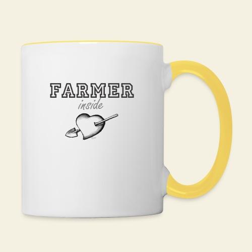 Hearth farmer - Tazze bicolor