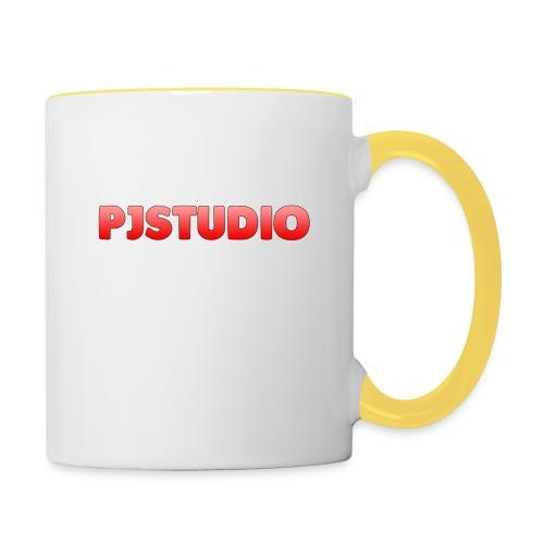 PJstudio hettegenser - Tofarget kopp