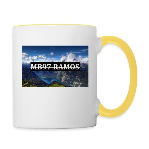 MB97RAMOS - Tasse zweifarbig